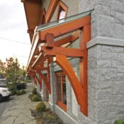 custom_corbels_brackets_showroom_awning_glass_