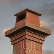 Flintstones Masonry | Waterproofing Rainproof Cap Concrete Chimney