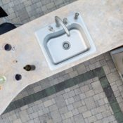 Flintstones Masonry | Sinks & Access Panels