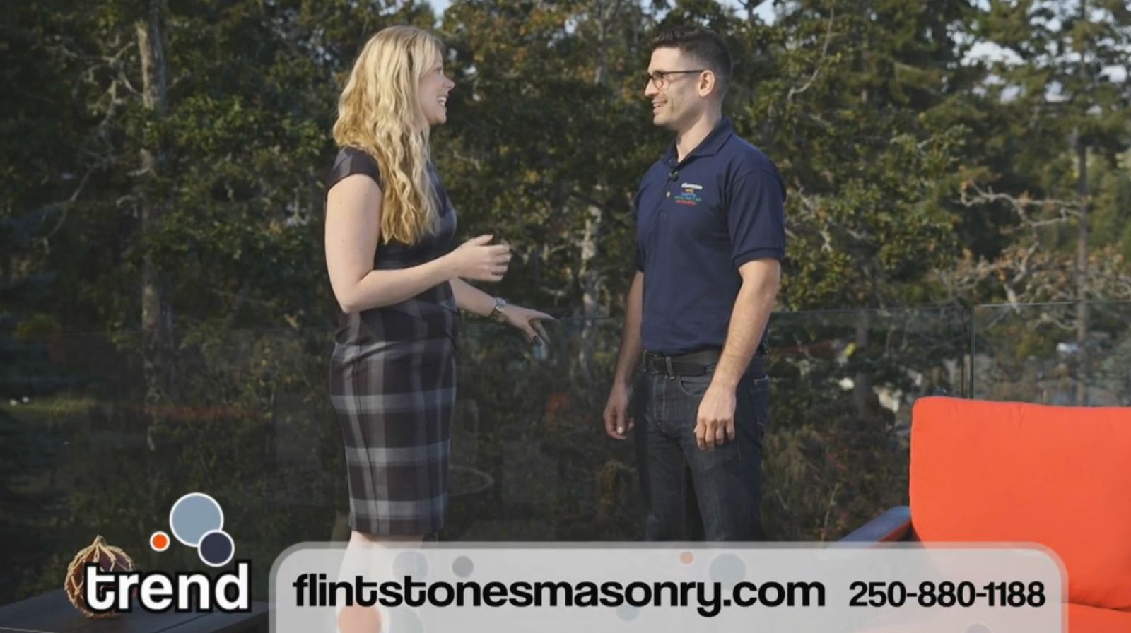 Flintstones Masonry | outdoor living space and kitchen Trend with Amy McGeachy